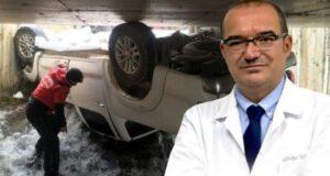 5 gün sonra ölü bulunan doktor, boynunun kırılması sonucu yaşamını yitirmiş