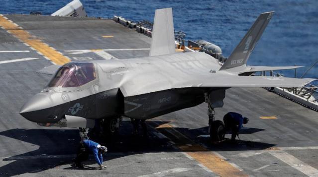 ABD'den Türkiye karşıtı yeni F-35 kararı! Üretimdeki payı daha da azaltılacak