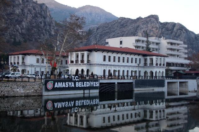 Amasya'da içme suyu yüzde 50 ucuzladı: Metreküpü 1,20 lira