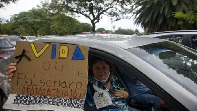 Brezilya'da halk Bolsonaro'yı istemiyor