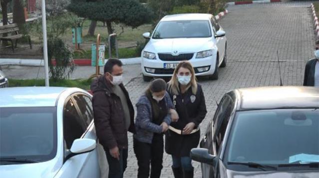 Canlı yayında eşi Ali Toprak'ı öldürdüğünü itiraf eden Alime Toprak, tutuklandı