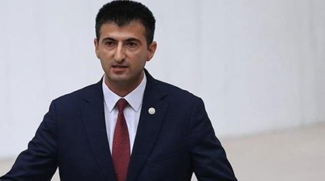 CHP'den istifa eden Mehmet Ali Çelebi,