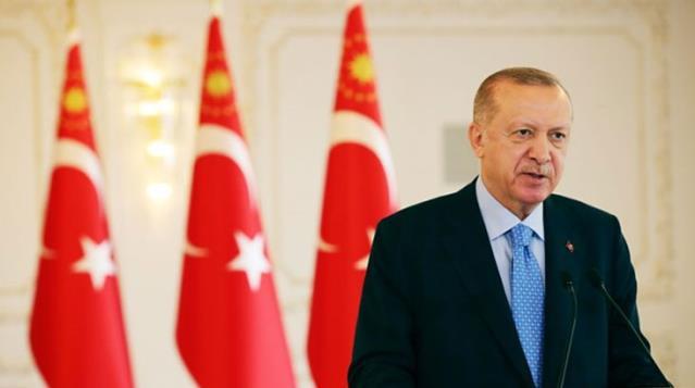 Cumhurbaşkanı Erdoğan'dan yeni yıl mesajı: Reformları milletimize sunacağız