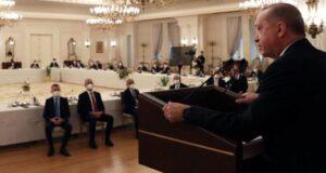 Cumhurbaşkanı Erdoğan: Türkiye iki konuda ciddi haksızlıklara maruz kaldı