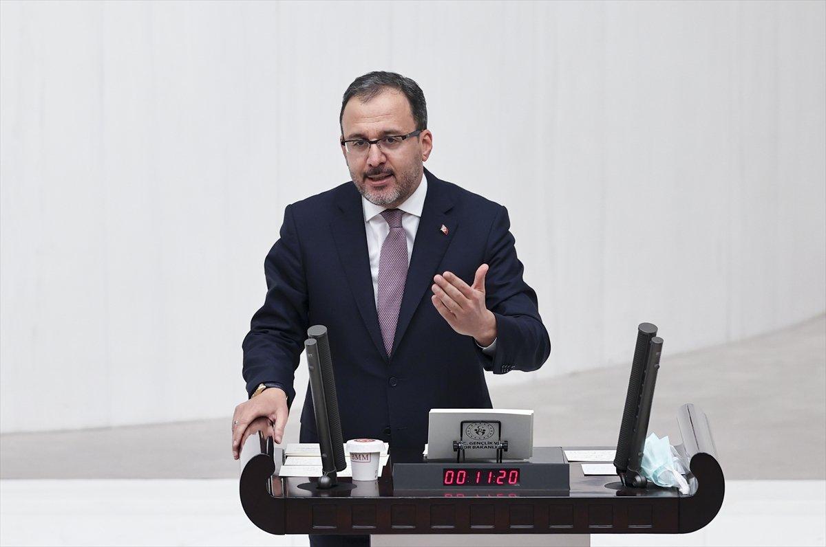 Gençlik ve Spor Bakanı Kasapoğlu: Bu topraklarda gençler artık dağa çıkmayacak #1