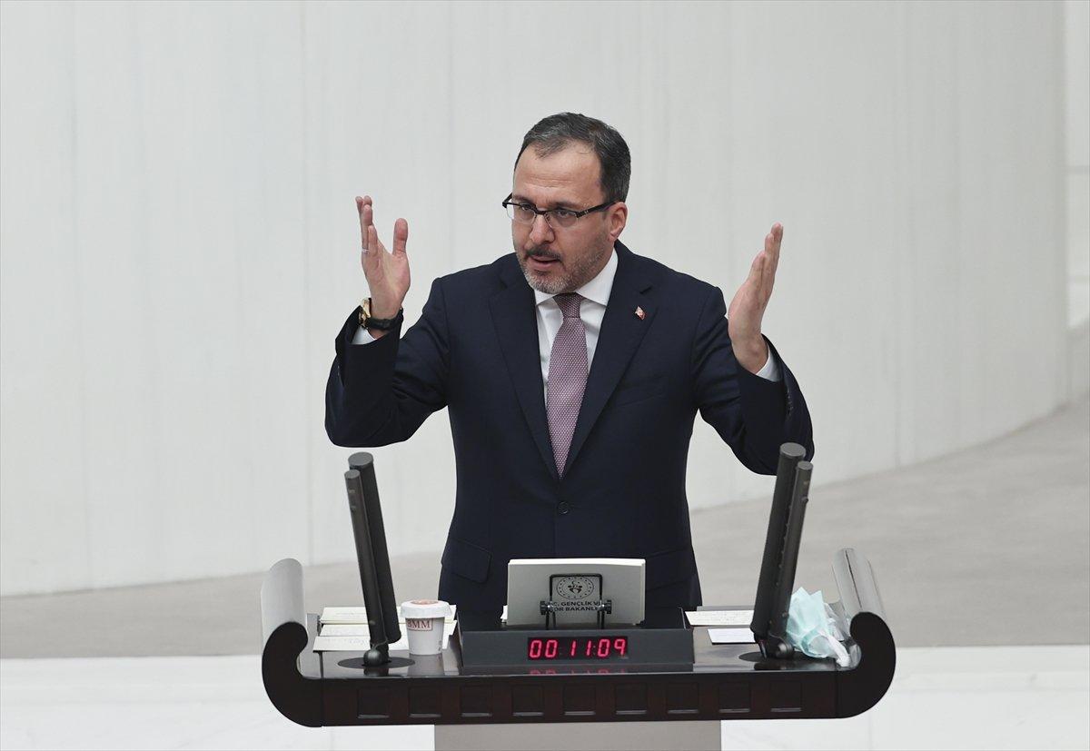 Gençlik ve Spor Bakanı Kasapoğlu: Bu topraklarda gençler artık dağa çıkmayacak #2