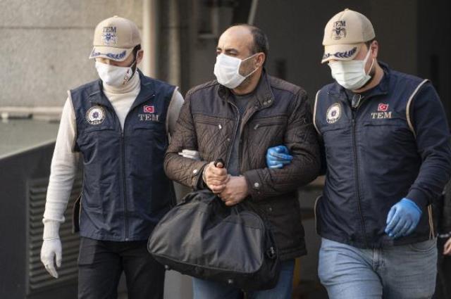 HDP Esenyurt İlçe Başkanı 'terör örgütü üyesi olmak' suçundan tutuklandı