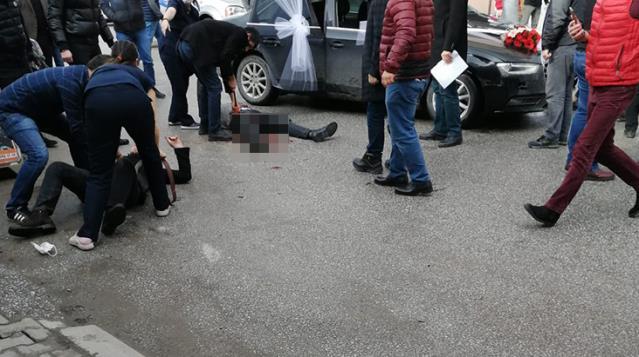 Kardeşlerin üzerine kurşun yağdıran husumetli, sokağı kan gölüne çevirdi: 1 ölü, 2 yaralı