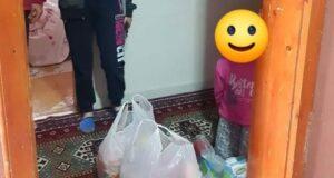 Küçük çocuktan filyasyon ekibini duygulandıran söz: Bizim evde meyve yok