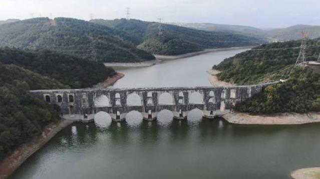 Kuraklık korkusu yaşayan İstanbulluları sevindiren haber! Barajlardaki su seviyesi %40'ı aştı
