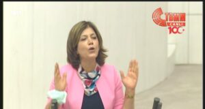 Meral Danış Beştaş: HDP'nin bu ülkeyi bölmeye niyeti yok