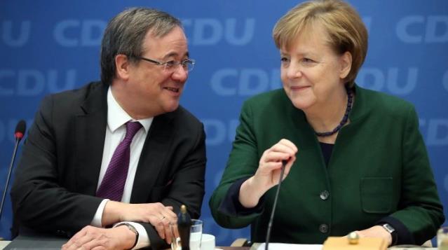 Merkel'in partisinin yeni genel başkanı