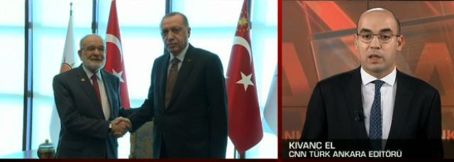 'AK Parti ile ittifak olur mu?' sorusunu yanıtlayan Temel Karamollaoğlu 3 şart sundu