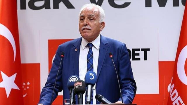 Saadet Partisi'nden Cumhur İttifakı'na katılacakları yönündeki iddiaya yanıt: Vebali büyük olanla ittifak olmaz
