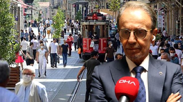 Salgın ne zaman bitecek? Her söylediği dikkatle takip edilen Mehmet Ceyhan süre verdi