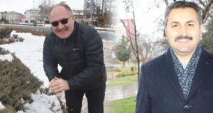 Sosyal medya bunu konuşuyor! Belediye başkanlarının 'kar' diyaloğu