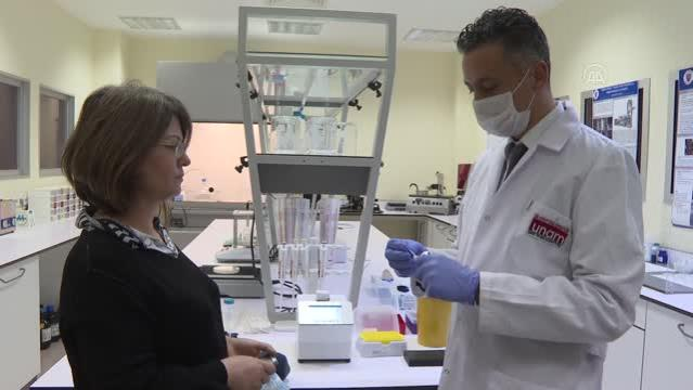 Türk bilim insanları, koronavirüs teşhisini 10 saniyede ve yüzde 99 güvenilirlikte yapan tanı sistemi geliştirdi