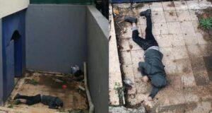 Tutuklanan genç, karakolun tuvalet penceresinden atlayarak ayağını kırdı