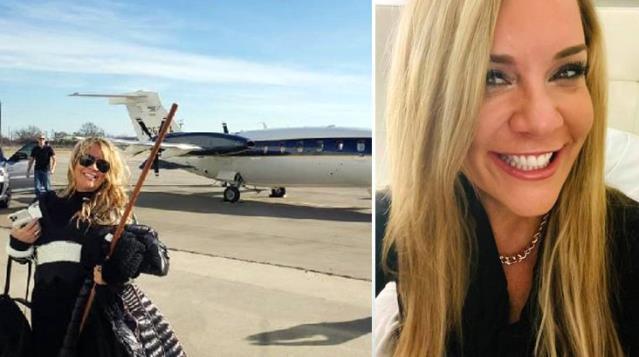 Ünlü emlakçı özel jetine atlayıp ABD'deki Kongre baskınına gitti: Hayatımın en güzel günlerinden biriydi