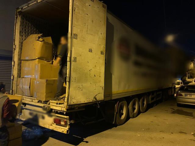 Yerli aşı için Almanya'dan ithal edilen 1,5 milyon lira değerindeki malzemeleri çalan çete yakalandı