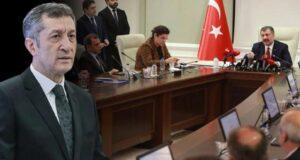 Yüz yüze eğitim için Bakan Selçuk'un açıkladığı 15 Şubat'ı erken bulan Bilim Kurulu 15 Mart'ı önerdi