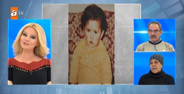 37 yıl önce kaybolan kızının bulunduğunu öğrenen anne, Müge Anlı'nın ayaklarına kapandı