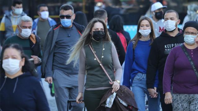 Antalya Hıfzıssıhha Kurulu'ndan PCR testi iddialarına yanıt: Sokaktan geçen herkesi kapsamıyor