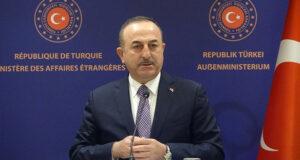 Bakan Çavuşoğlu: 'Terörle mücadelede batılı ülker gibiçifte standart içinde olmadık, ikiyüzlülük yapmadık'