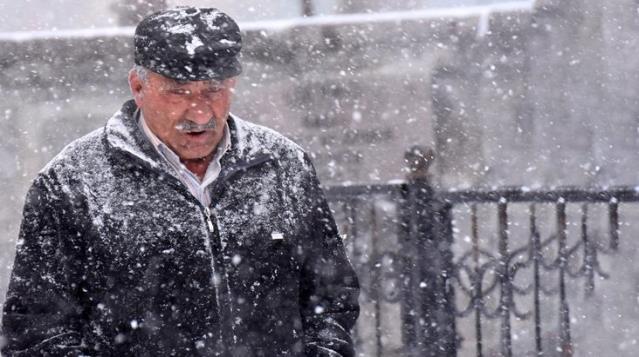 Bu kez durum ciddi, kar fena bastıracak! Valilik'ten sonra bir uyarı da AKOM'dan geldi