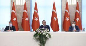 Çavuşoğlu: Sözde terörle mücadele ettiğini söyleyen ülkeler PKK katliamına sessizler ya da geçiştirmeye çalışıyorlar