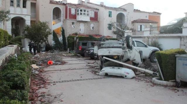 Çeşme'deki hortum faciasında yaralanan 16 kişi taburcu edildi