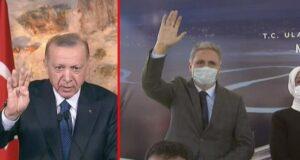 Cumhurbaşkanı Erdoğan, 'Rabia' işareti yapmayı unutan milletvekilini uyardı