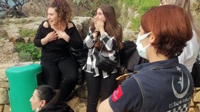 Sura çıkan kadın dengesini kaybederek feci şekilde hayatını kaybetti