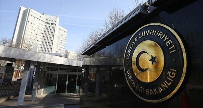 Dışişleri Bakanlığından kurtarılan 15 Türk denizciyle ilgili açıklama