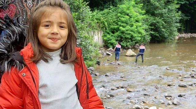 Giresun'da derede cesedi bulunan İkra Nur Tirsi soruşturmasında 7 kişi gözaltına alındı