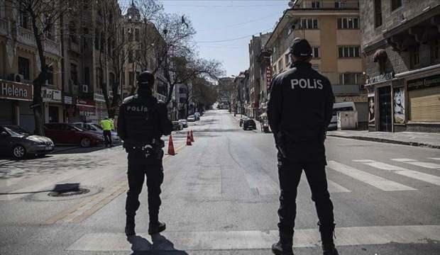 İçişleri Bakanlığı'ndan sokak kısıtlaması açıklaması!