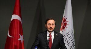 İletişim Başkanı Fahrettin Altun: Siyaset adı altında dedikodu yapıyorlar