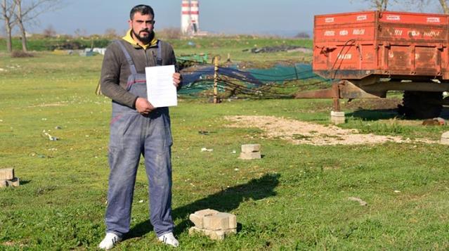 İnternetten konteyner ev almak isteyen mobilyacı 12 bin lira dolandırıldı