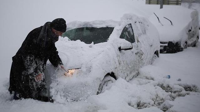 Meteoroloji'nin kar yağışı tahmini değişti! Perşembe günü her şey normale dönecek