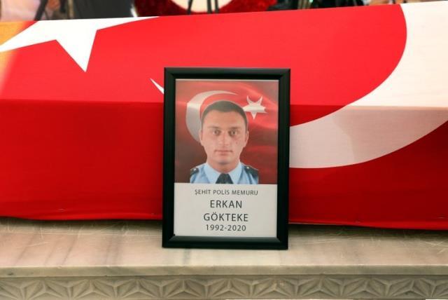 Polis memurunu şehit eden zanlı, cezaevinde intihar etti