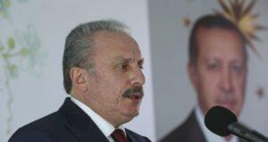 TBMM Başkanı Şentop: Cezaevindeki terör örgütü mensuplarına pullar gönderildi