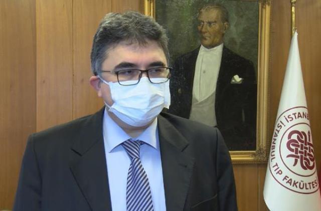 Türkiye'deki ilk vaka! İstanbul Tıp Fakültesi'nde tedavi gören bir hastada Brezilya mutasyonu tespit edildi