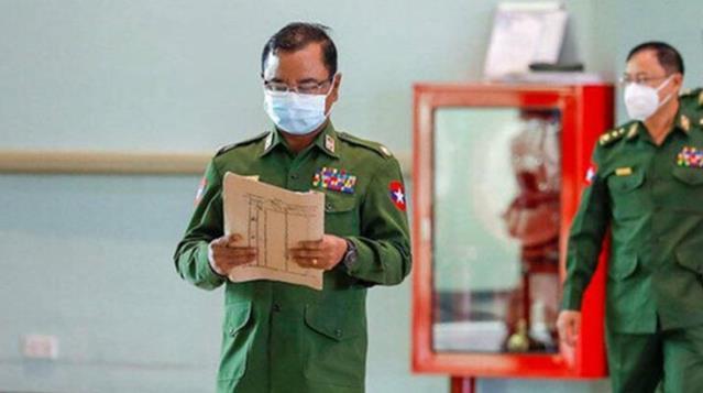 Yönetime el koyan Myanmar ordusu haziran ayına kadar tüm uçuşları askıya aldı