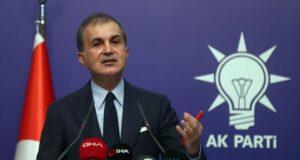 AK Parti Sözcüsü Çelik: Cumhurbaşkanımızın cesaretini, cesaretin sözlük anlamını bile bilmeyenler sorgulayamaz