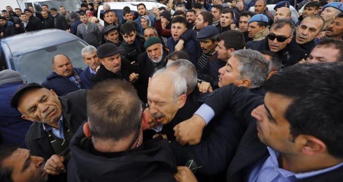 Kılıçdaroğlu na yönelik saldırıya yeni dava #1