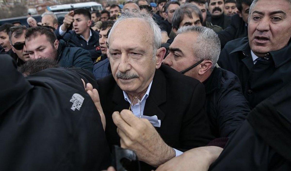 Kılıçdaroğlu na yönelik saldırıya yeni dava #3