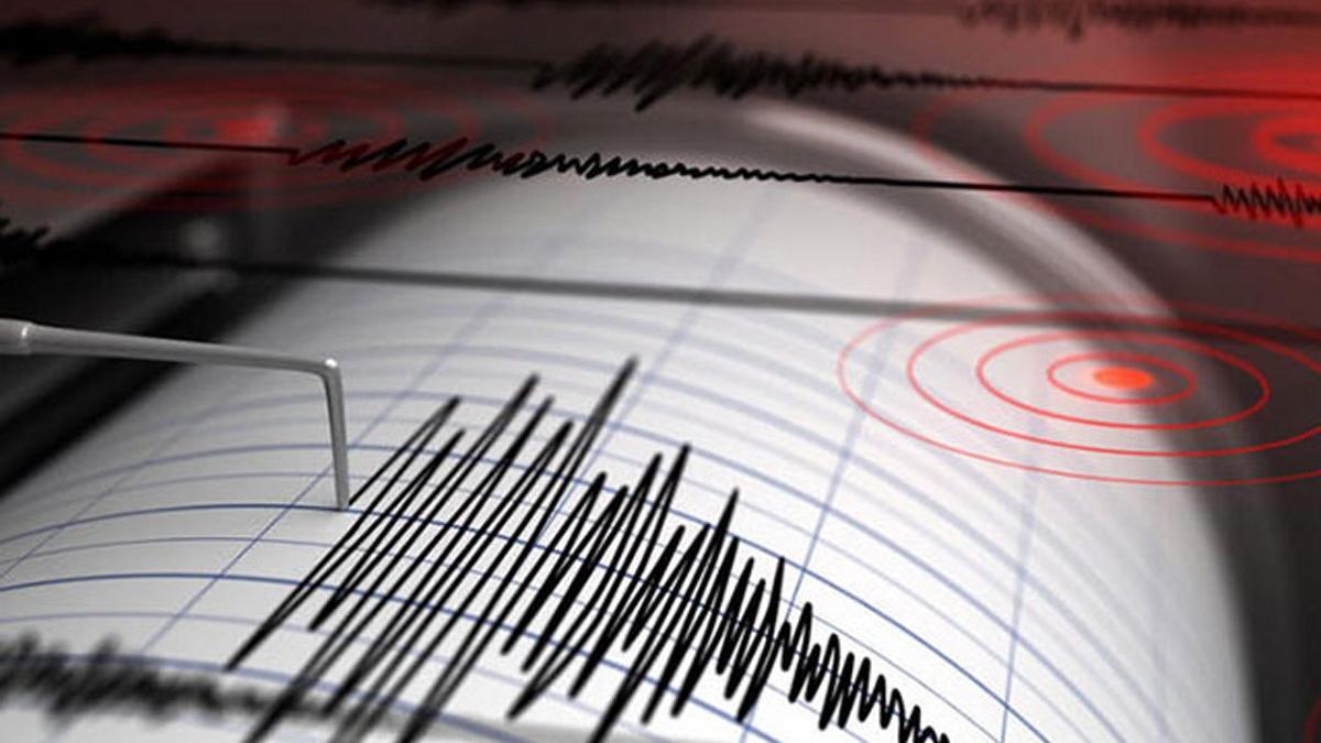 Rusya'da 5.9 büyüklüğünde deprem