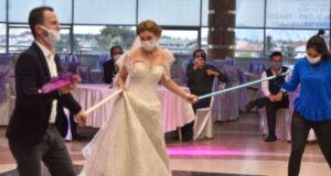TESK'ten düğün sektörünün canlanması için 'evlilik kredisi' önerisi
