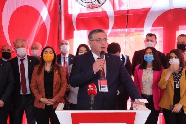 CHP'li 25 milletvekili Yalova'da esnaf ziyareti yaptı