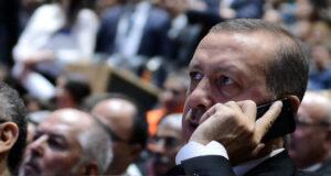 Cumhurbaşkanı Erdoğan ve Azerbaycan Cumhurbaşkanı Aliyev'den telefon görüşmesi